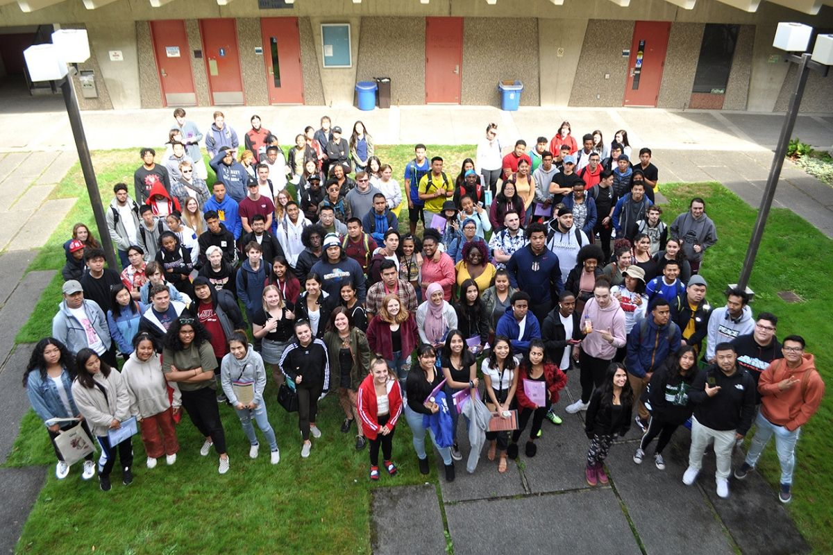 2019 Class of Seattle Promise scholars