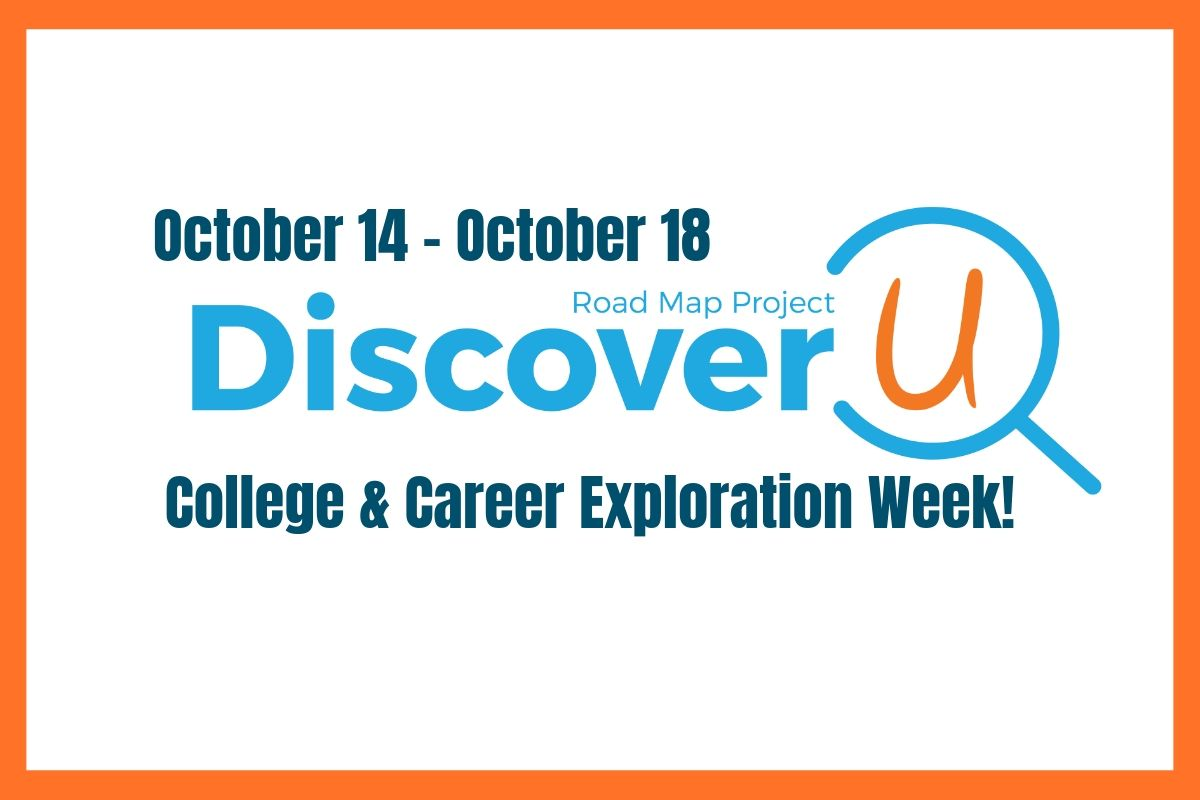 DiscoverU Week: Oct. 14-18, 2019