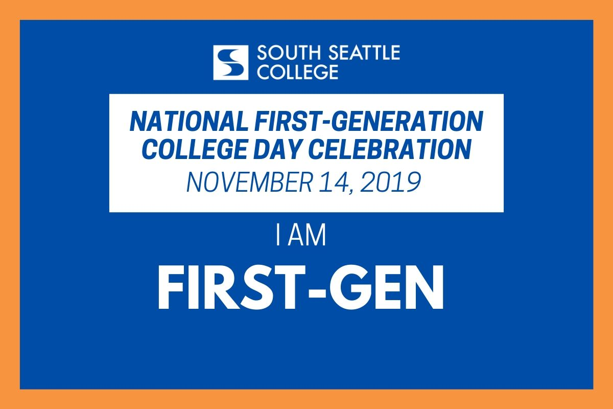 First-Generation College Day Celebration