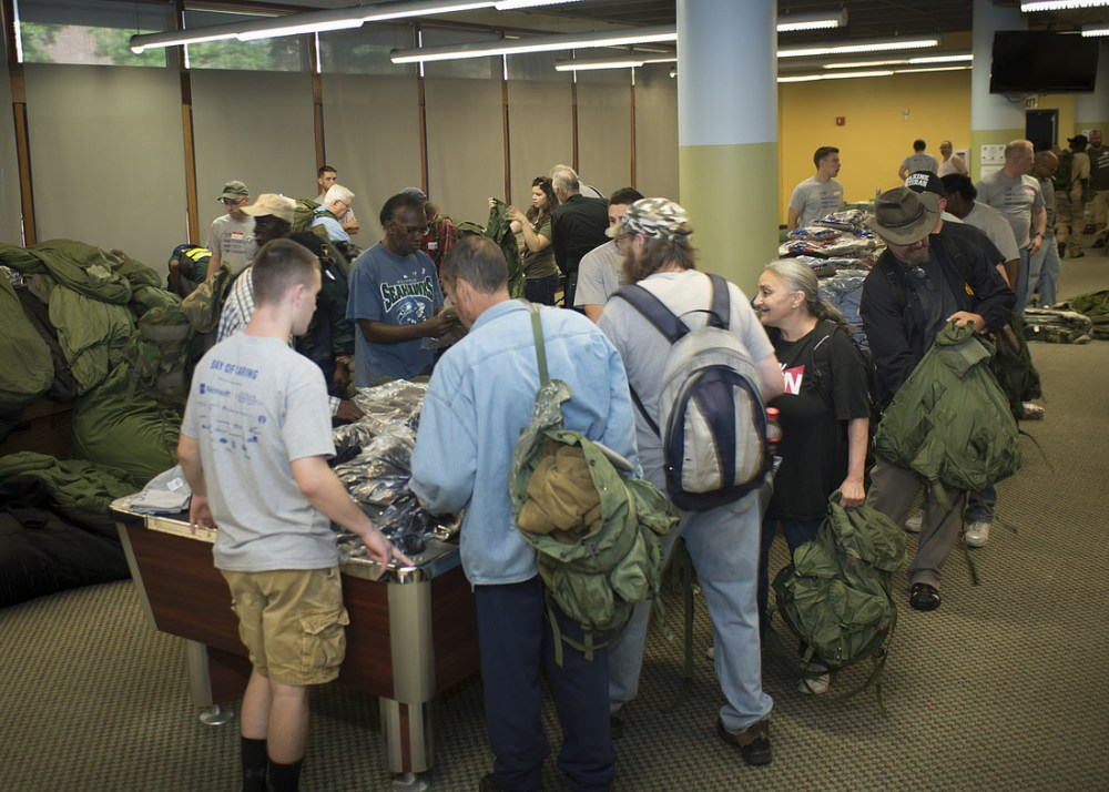 "Ninth Annual ""Seattle Stand Down"" will assist homeless Veterans at South's Georgetown Campus Dec. 12-13"