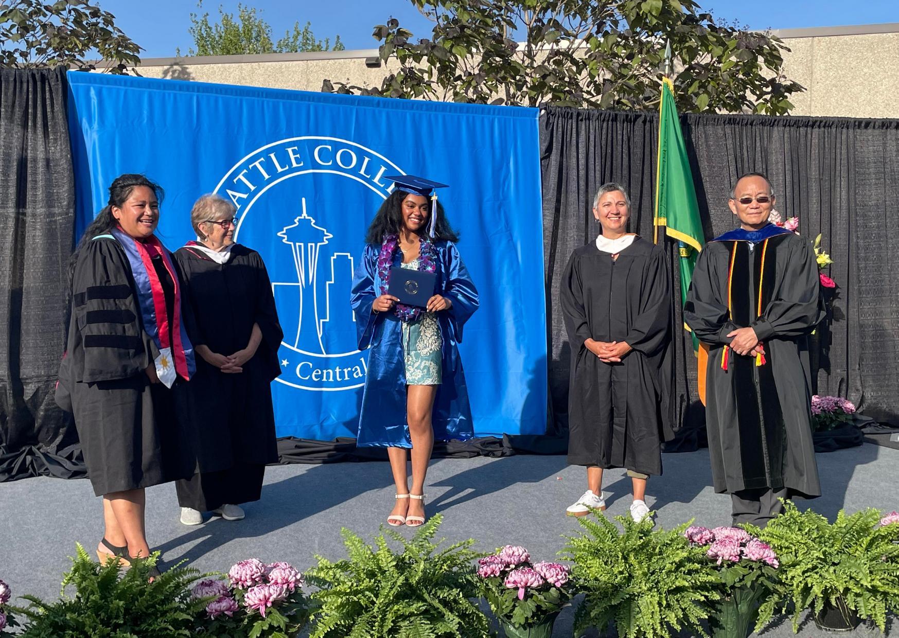 South graduate